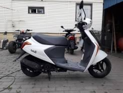 Suzuki Lets 5, 2012