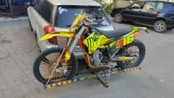 KTM 450 EXC, 2009