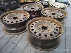 Комплект штампованных дисков 5Х110 R15