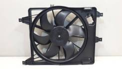 Диффузор радиатора с вентиляторами renault logan 14- / sandero / ark