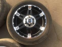 R20 6*139.7 Комплект дисков KMC XD Series 797 шины бонусом!