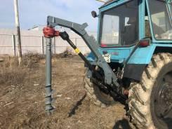 Буровая установка на трактор МТЗ