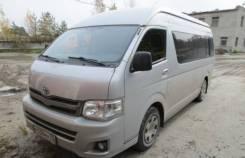 Микроавтобус Toyota Hiace, В г. Тюмени год, 2013