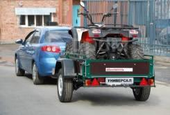 Автоприцеп легковой, А5 Универсал, R13, (2.38х1.36м) в Усть-Илимске