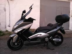 Yamaha Tmax, 2008