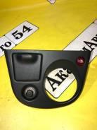 Пластик салона с кнопками Airtrek/Outlander CU2W/CU4W