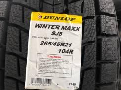 Dunlop Winter Maxx SJ8, 265/45 R21 104R