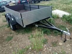Прицеп двухосный для легкового автомобиля от Красноярского завода