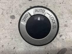 Кнопка включения дифференциала Nissan Qashqai J10 2006-2013 [25535JG01A]