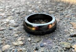 Графитовое кольцо глушителя на Yamaha Grizzly