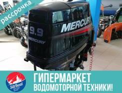 Лодочный мотор Mercury 9.9 БУ Кредит/рассрочка
