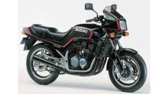 Suzuki GSX 400Fw, 1988