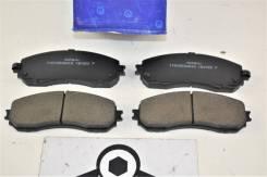 Колодка тормозная передняя (Комплект) Changan Raeton [CD1010740500]