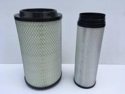 Фильтр воздушный комплект (внешный + внутрений) K2337