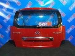 Крышка багажника Citroen C3 Picasso SH