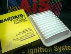 Фильтр воздушный Bardahl (A-1013)=Toyota 17801-21050, с уплотнением,