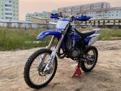 Yamaha YZ 85 LW, 2014