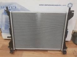 Радиатор Охлаждения Ford Focus I 98 Luzar m/t