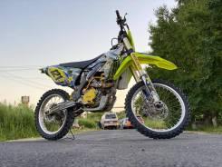 Suzuki RM-Z 450, 2008