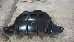 Защита задняя стеклопластиковая Nissan Leaf AZE0, ZE0