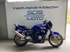 Продам дорожник Honda CB 400 SF, 2005