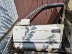 Продам левую дверь на Toyota Corolla AE91