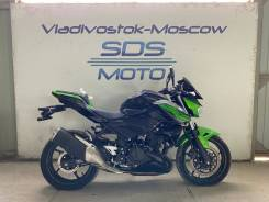 Продам спортбайк Kawasaki Z 400, 2019