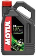 Масло для мототехники Motul 5100 4T 10W-50