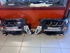Фара Toyota LAND Cruiser 200 2015-2020 год комплект
