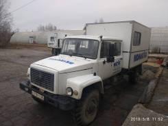 ГАЗ Егерь 3034L6, 2017