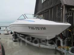 Моторная лодка Бриз-18