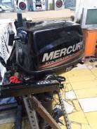 Лодочный мотор Меркурий 5 л. с. 4-х тактный