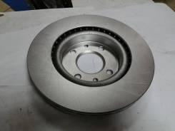 Передний вентилируемый тормозной диск Renault