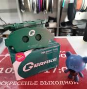 Колодки тормозные GP-02183 G-Brake