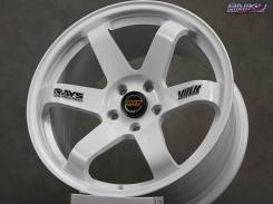 NEW! Комплект дисков Volk Racing TE37 SL R18 9j ET30 5*114.3 (D098)