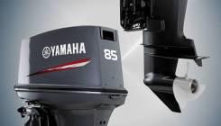 2-тактный лодочный мотор Yamaha 85AETL