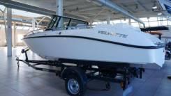 Прогулочный катер Velvette 18 Prime с прицепом.