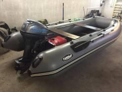 Лодочный мотор Mikatsu 9.9 (15) и лодка Таймыр-340