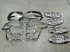 Комплект хромированных накладок УАЗ Патриот