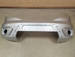 Бампер передний УАЗ Патриот с 2015 года (рестайлинг) Цвет серебристый