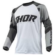 Джерси для мотокросса Thor S9 Sector 2XL, серый