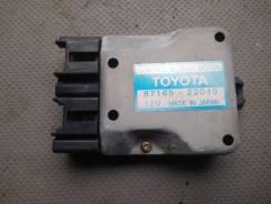 Реостат печки Toyota Aristo JZS161