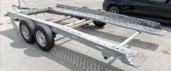 Продам самый широкий автовоз, лафет с гидравлической платформой