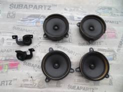 Динамики комплект, Subaru Legacy BP5 EJ20X 2008 №43