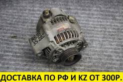 Генератор Toyota 3S/4S 4конт. квадрат. контрактный
