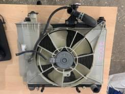 Радиатор на Toyota Raum