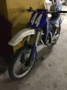 Yamaha YZ 125, 1998