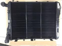 Радиатор водяной Москвич 2141 медный 1 рядный 2141-1301000-1 Оренбургс