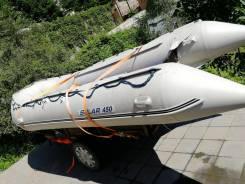 Лодка Solar 450