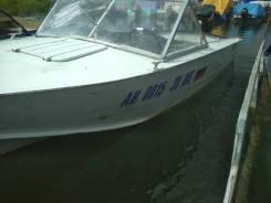 Моторную лодку Прогресс 4